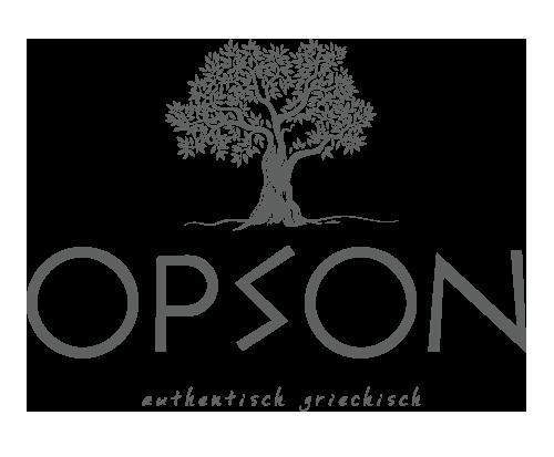 Opson Restaurant - Authentisch griechisch