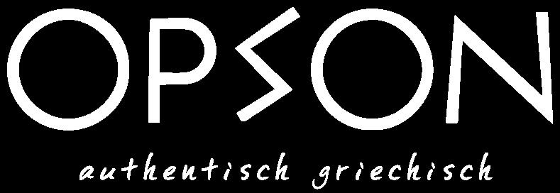 Opson Restaurant – Authentisch griechisch